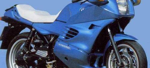 BMW K1100LT & K1100RS COMPLETE WORKSHOP SERVICE REPAIR MANUAL DOWNLOAD